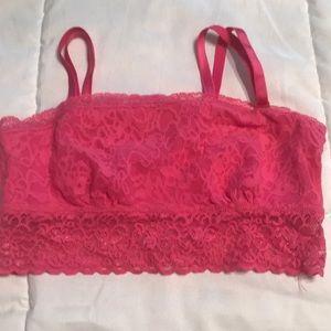 Victoria's Secret Lace Sports Bra